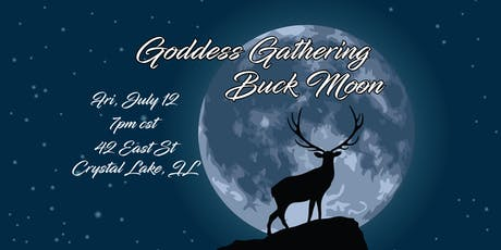 Goddess Gathering Buck Moon tickets