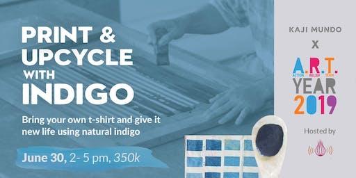 Print & Upcycle with Indigo
