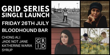 GRID Series South West Brisbane Single Launch tickets