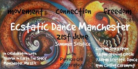 Ecstatic Dance - Summer Solstice tickets