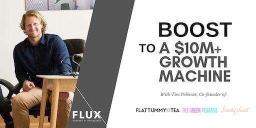 Boost to a $10M Growth Machine with Tim Polmear