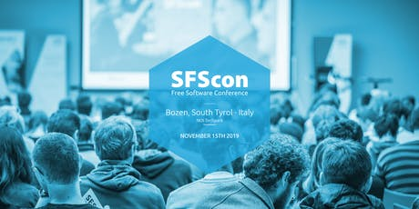 SFScon 2019 Tickets