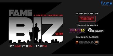 FameBiz 2019( PAID EVENT) tickets