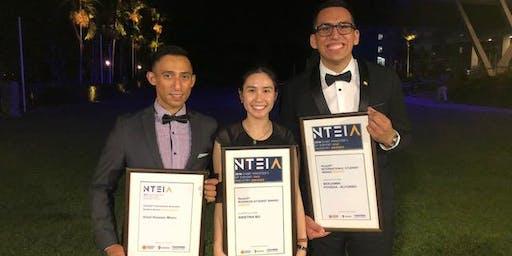 Learn how to write an award winning application