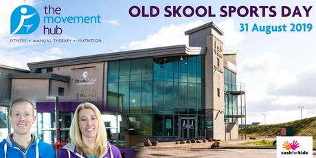 Family Sports Day at The Movement Hub, Tingley, Leeds tickets