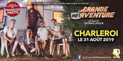 LA GRANDE MÉSAVENTURE - Projection Charleroi