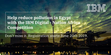 IBM Digital Nation Competition Announcement - Egypt  tickets