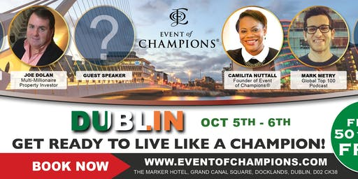 Event of Champions® Dublin