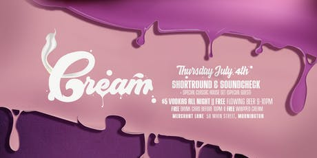 Cream ♥ Launch Party tickets