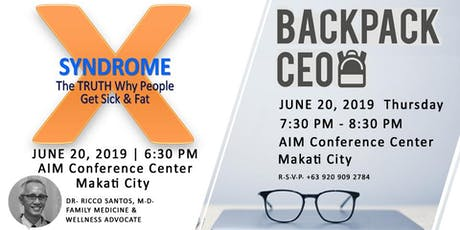 Syndrome X tickets