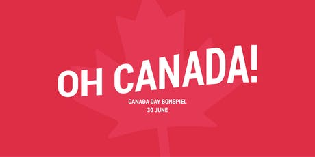 Oh Canada! Canada Day Bonspiel tickets