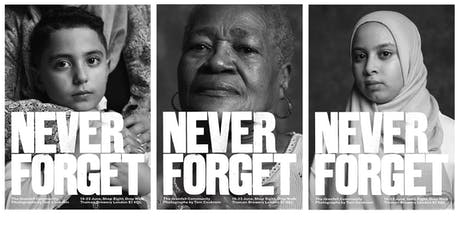 NEVER FORGET GRENFELL / PHOTOGRAPHY EXHIBITION  tickets