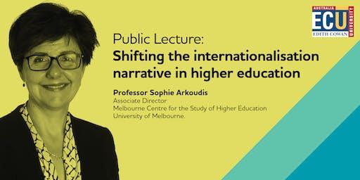Public Lecture: Professor Sophie Arkoudis