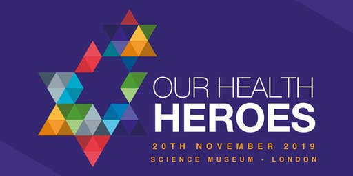 Tickets for Our Health Heroes awards 2019