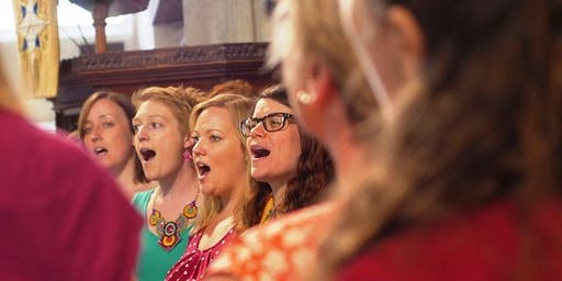 From the hills to the sea: Singing Workshop at St Cuthbert's Elsdon