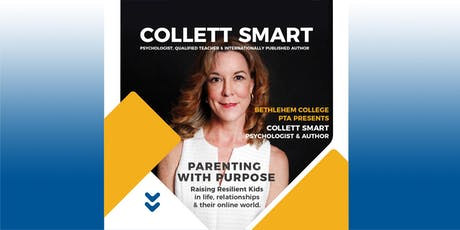 COLLETT SMART-Raising Resilient Kids tickets