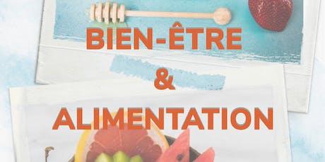 Workshop Bien-être et Alimentation billets