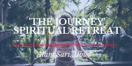 'The Journey' Spiritual Retreat tickets