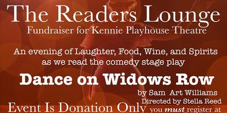 Readers Lounge tickets