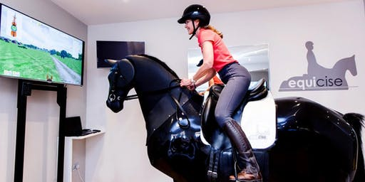 Fun on the Equicise!