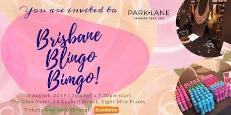 BRISBANE BLINGO BINGO | PARK LANE NEW CATALOGUE LAUNCH tickets