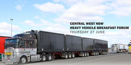 Central West NSW Heavy Vehicle Breakfast Forum tickets