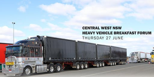 Central West NSW Heavy Vehicle Breakfast Forum