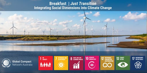 A Just Transition: Integrating Social Dimensions into Climate Change