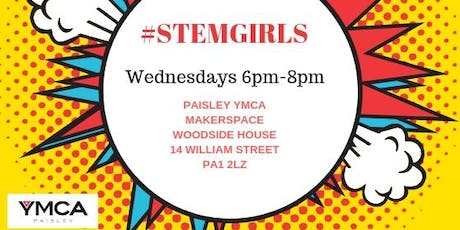 STEM for Girls tickets