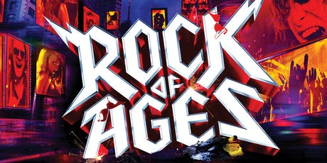 """Rock of Ages"" tickets"