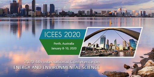 4th International Conference on Energy and Environmental Science (ICEES-20)