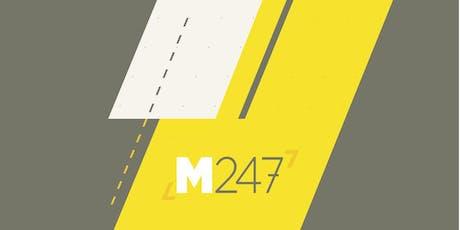 Enjoy breakfast with M247 tickets