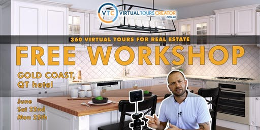 FREE | 360 Virtual Tours for Real Estate Workshop