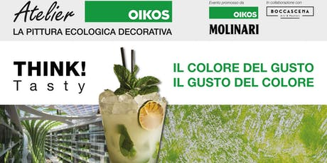 Think! Tasty - Oikos con Molinari biglietti