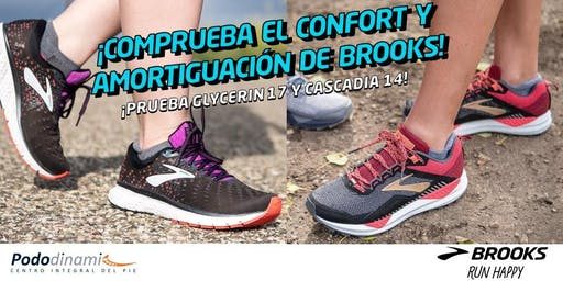 Corre y experimenta la comodidad y amortiguación con BROOKS RUNNING