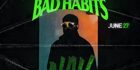 The Official BadHabits Tour AfterParty - NAV #BailaThursdays tickets