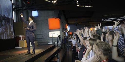 """DR's store nyhedsshow """"I Sandhedens Tjeneste"""" i Vejle d. 30. oktober"""