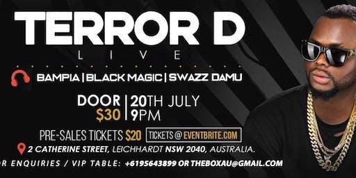 Terror D Special Edition