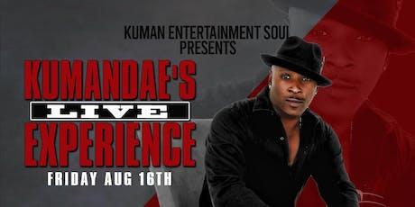 **VIP** Kumandae's Live Experience tickets