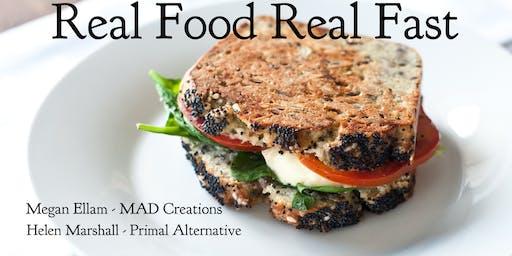 Real Food Real Fast :: Byron Bay