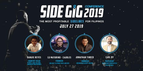 Side Gig Conference tickets
