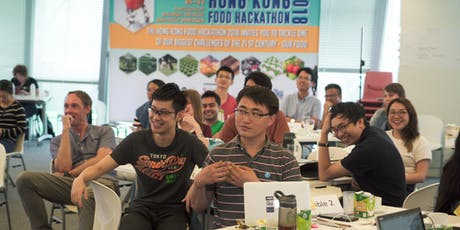2019 Annual Show Meetups: Hong Kong Food Hackathon - Delicious Nutritious tickets