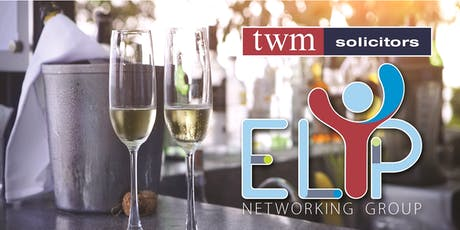 TWM ELYP Summer Networking Event– Thursday 11 July 2019  tickets