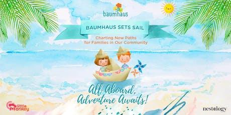 Baumhaus Sets Sail tickets