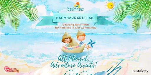 Baumhaus Sets Sail