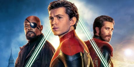 "Comic Time Kino-Action ""Spider-Man: Far From Home"" Tickets"