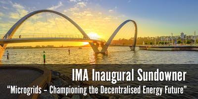 International Microgrid Association Inaugural Sundowner - 30 July 2019