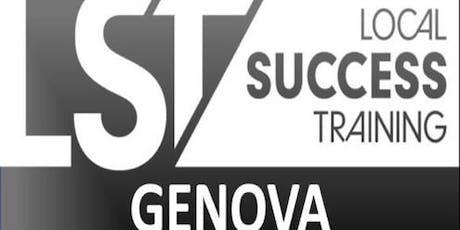 LST GENOVA - DOMENICA 30 GIUGNO 2019 biglietti