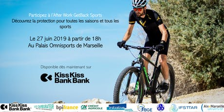 GetBack Sports After Work 18h-22h Palais OmniSports billets