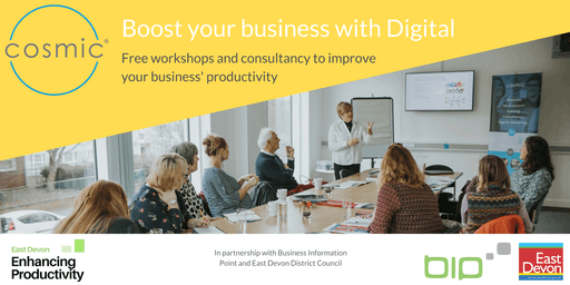 East Devon Enhancing Productivity: Digital Marketing Made Easy